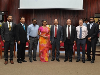 Link to Teesside University supports International Students Forum in Sri Lanka.