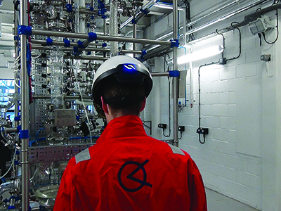 Teesside University is teaming up with Orema to develop augmented reality solutions for engineering maintenance issues.. Link to Teesside University is teaming up with Orema to develop augmented reality solutions for engineering maintenance issues..