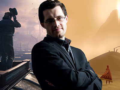 Austin Wintory, Composer. Link to Animex LIVE brings video game soundtracks to life.