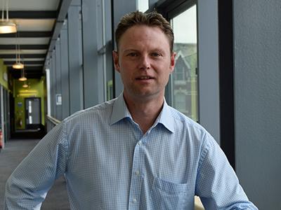 Scott Watson, DigitalCity Cluster Innovation Manager. Link to Scott Watson, DigitalCity Cluster Innovation Manager.