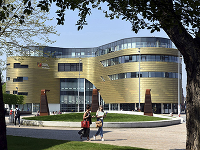 Link to Teesside University highlighted in national campaign to showcase the vital role of universities.