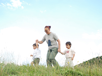 Link to New project will help kinship care families get active.