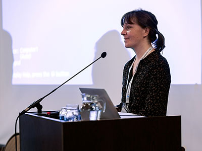 Alison Reid at the European Speechwriter Network conference, Helsinki. Link to Alison Reid at the European Speechwriter Network conference, Helsinki.