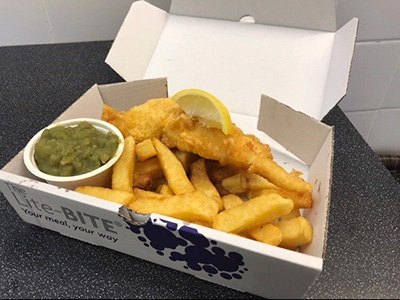 Link to More than enough on our plates: Tackling the obesity crisis by shrinking fish and chips   .