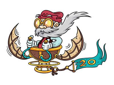 Link to Animex festival celebrates its 20th anniversary.