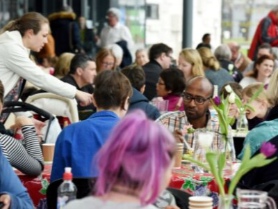 Borderlands Project secures £2 million Arts Council England funding. Link to Borderlands Project secures Arts Council England £2 million backing for Tees Valley project.