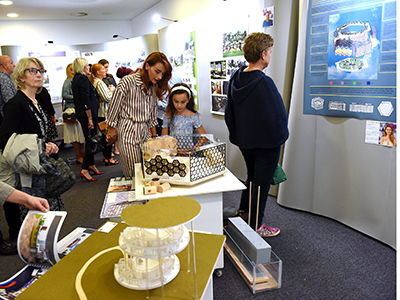 Some of the work on display at the MSc Advanced Home Futures degree show.. Link to View the pictures.