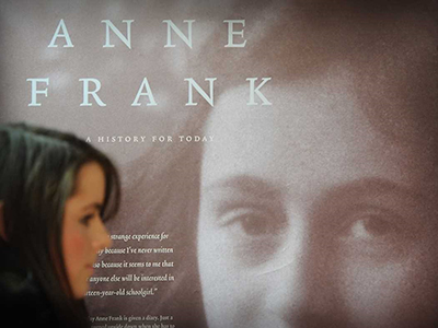 The Anne Frank: A History for Today exhibition on show at Teesside University gives viewers a greater understanding into the consequences of war.. Link to The Anne Frank: A History for Today exhibition on show at Teesside University gives viewers a greater understanding into the consequences of war..