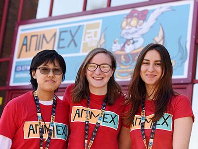 Animex Festival.. Link to A new era for major animation festival.