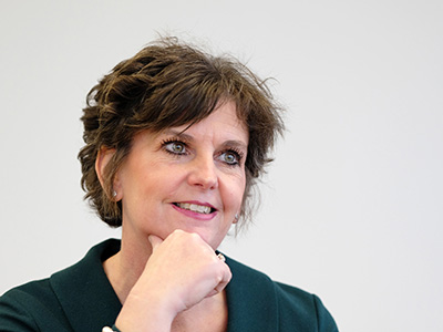 Professor Jane Turner OBE DL, Pro Vice-Chancellor (Enterprise and Business Engagement). Link to New study reveals Teesside University's value to the economy.