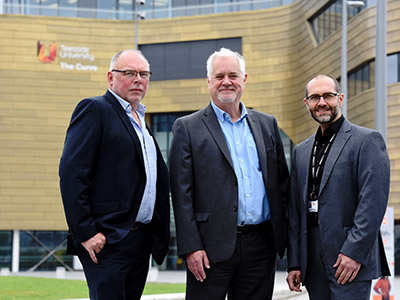 Link to Snack manufacturer makes efficiency savings thanks to Teesside University research.