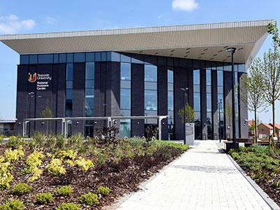 National Horizons Centre. Link to National Horizons Centre.