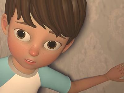 A still from animated film Otherwhere. Link to Student film wins regional title in prestigious awards.