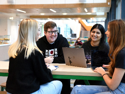 Link to Teesside University demonstrates commitment to student mental health.