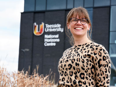 Dr Jen Vanderhoven, Director of the National Horizons Centre. Link to New group will help shape future bioscience technical and skills training.