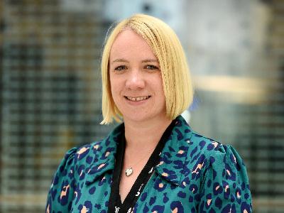Dr Caroline Orr . Link to Prestigious science festival hears from Teesside academic.