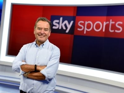 Jeff Stelling. Link to Jeff Stelling tackling March for Men to help beat prostate cancer .