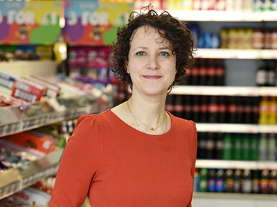 Fuse Associate Director Amelia Lake, Professor of Public Health Nutrition at Teesside University. Link to Fuse funding continues through School for Public Health Research.