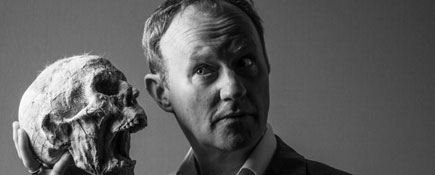 Mark Gatiss.. Link to Novel chance to get in conversation with Mark Gatiss.