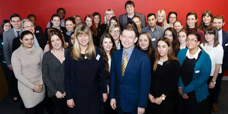 Teesside University law students team up with local legal experts.