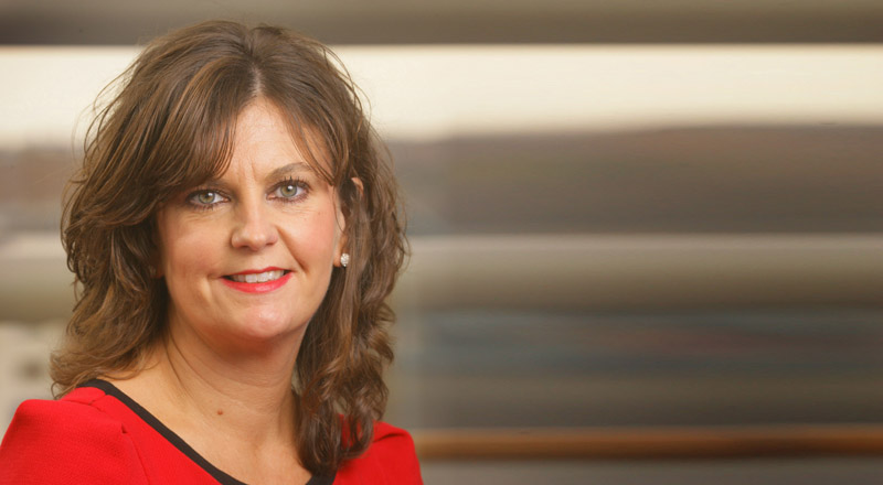 Teesside University Pro Vice-Chancellor (Enterprise and Business Engagement) Professor Jane Turner. Link to Tipping the scales in the region's favour.