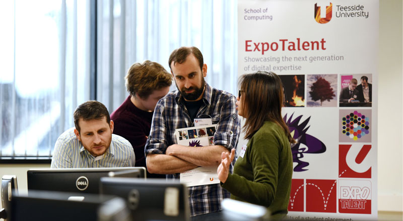 This year, ExpoTalent will be joining forces with DigitalCity to bring one of the biggest showcases of digital talent to Middlesbrough. Link to This year, ExpoTalent will be joining forces with DigitalCity to bring one of the biggest showcases of digital talent to Middlesbrough.