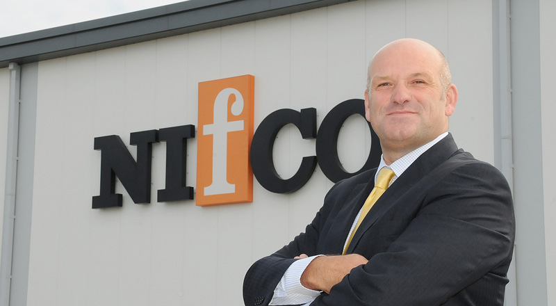 Mike Matthews, Managing Director of Nifco, who will be the keynote speaker at the event.