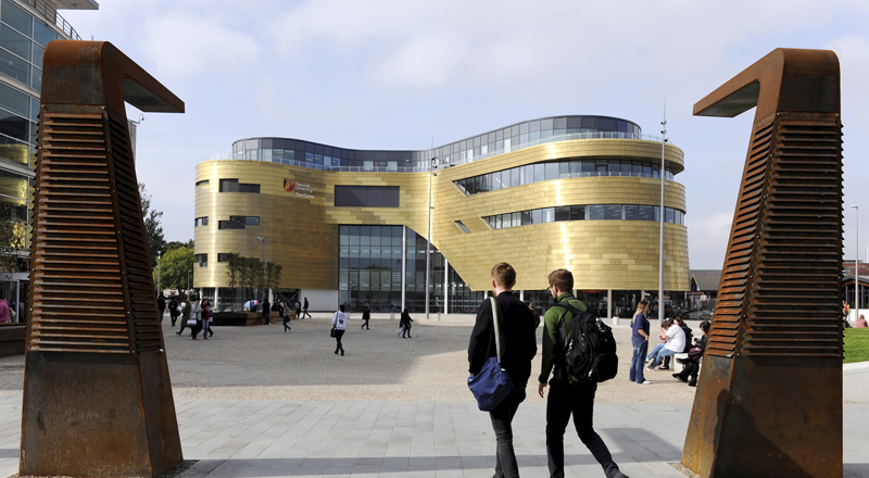 Teesside University has been awarded Silver in the Teaching Excellence Framework.