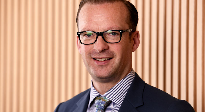 Professor Mark Simpson, Pro Vice-Chancellor (Learning and Teaching)