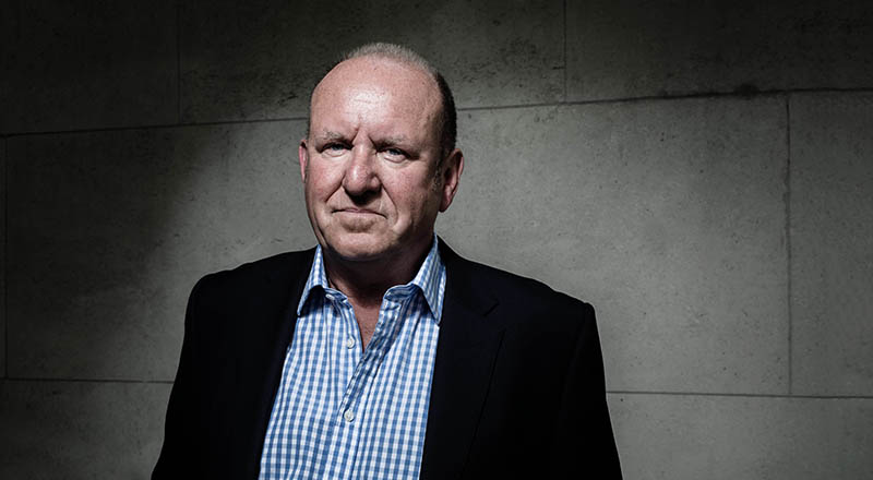 Ian Livingstone who will be speaking at the launch of Leading Growth 2018 at Teesside University