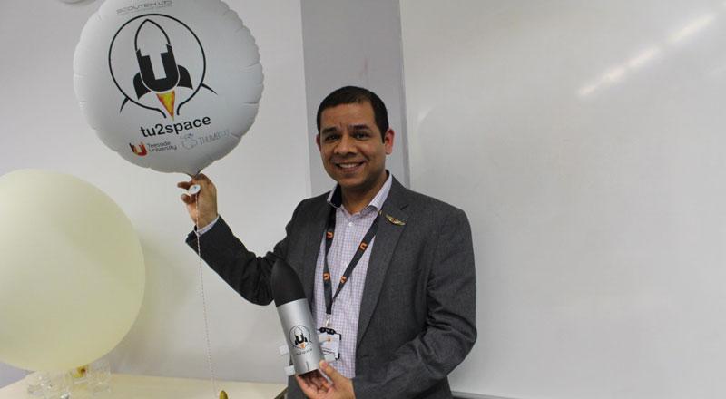 Atma Prakash, Senior Lecturer in Aerospace Engineering.