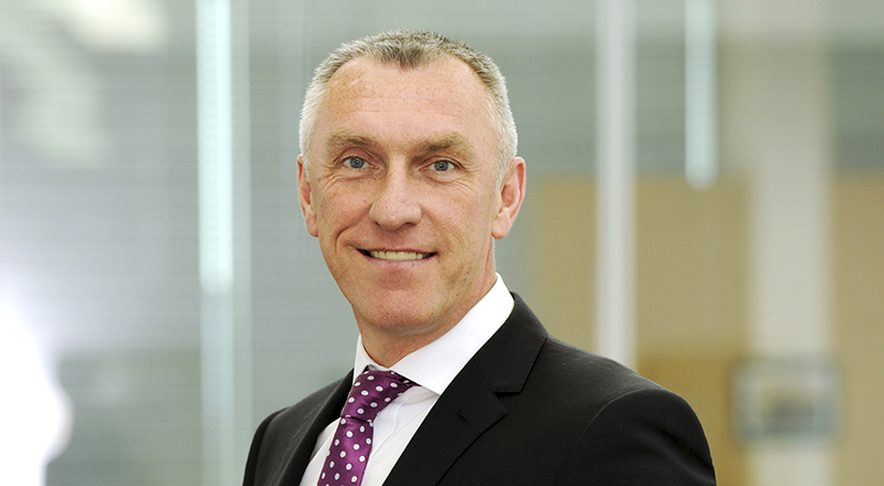 Vice-Chancellor Professor Paul Croney