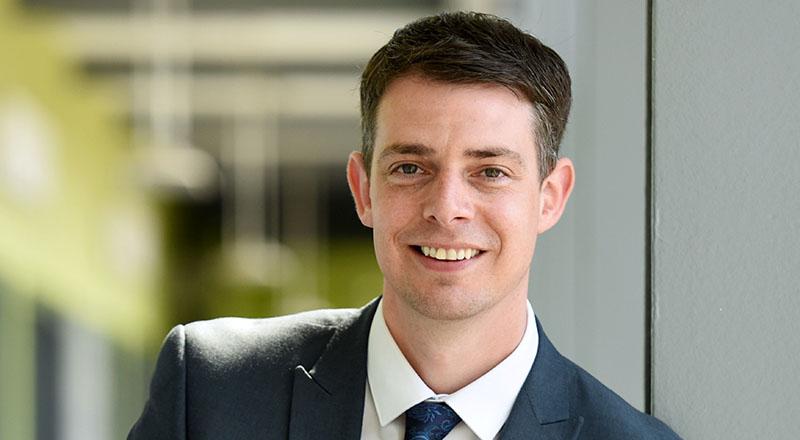 DigitalCity Investment Programme manager, David Dixon