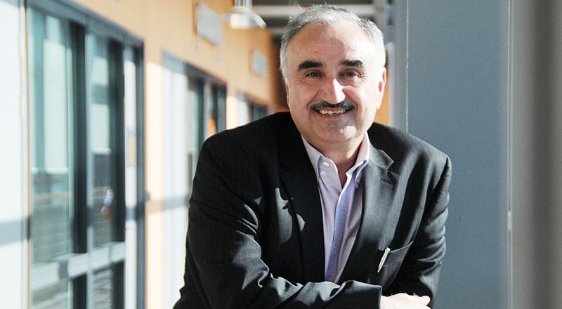Professor Nashwan Dawood.