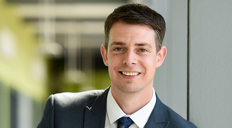 David Dixon, DigitalCity Investment Programme Manager