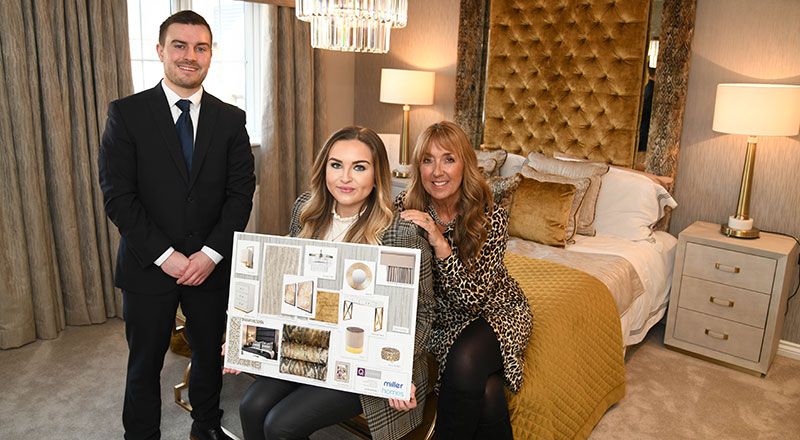 Link to Graduate lands dream project with leading homebuilder.