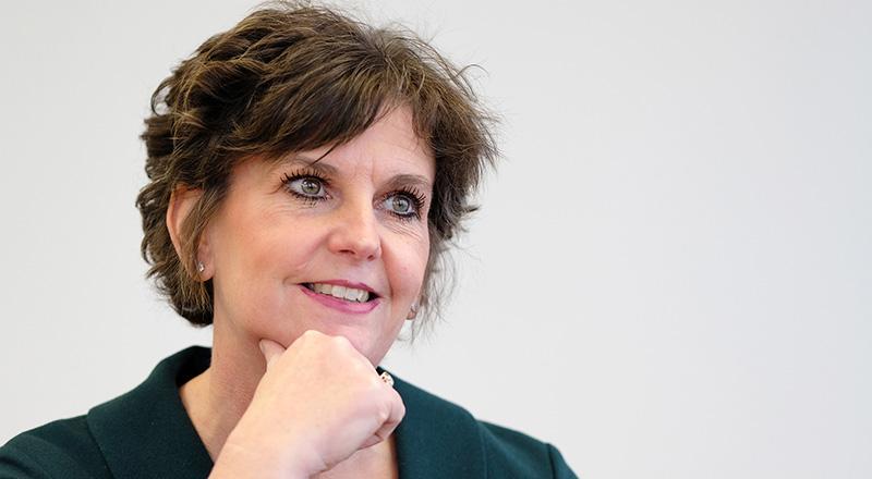 Professor Jane Turner OBE DL, Pro Vice-Chancellor (Enterprise and Business Engagement)