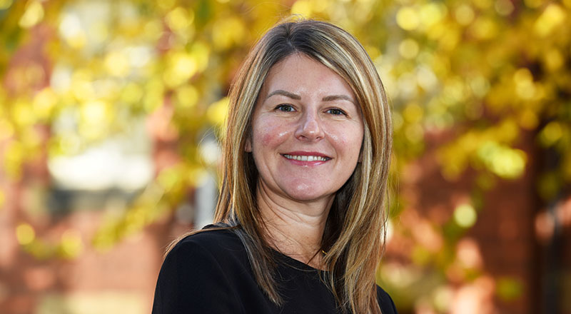 Professor Tammi Walker.
