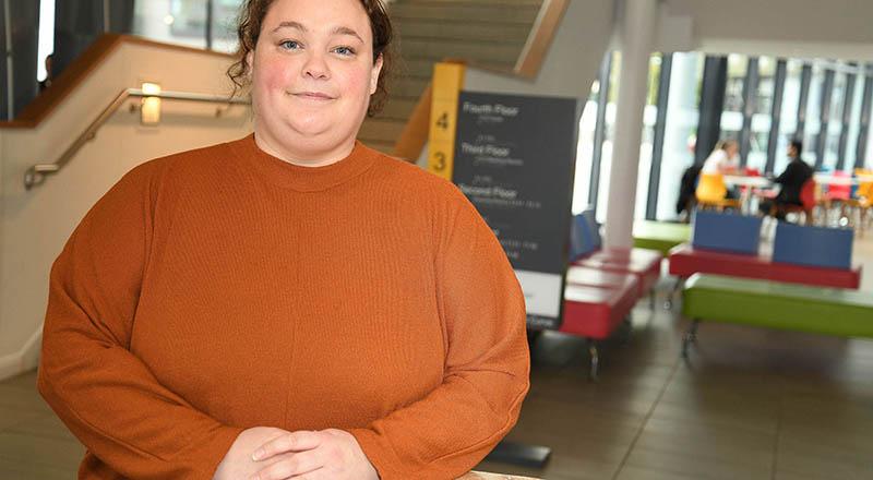 Sarah Whittaker, BA (Hons) Human Resource Management