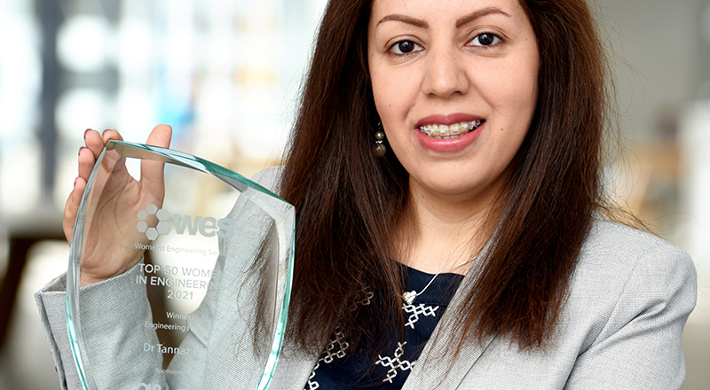 Dr Tannaz Pak, Senior Lecturer in Energy and Environmental Engineering . Link to Dr Tannaz Pak, Senior Lecturer in Energy and Environmental Engineering .