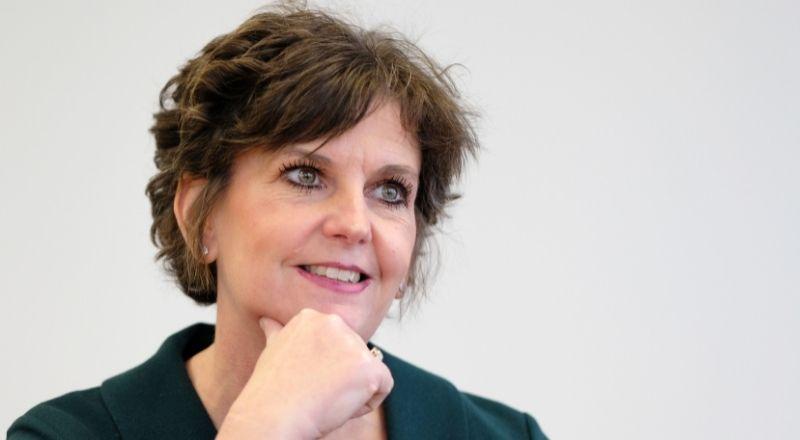 Pro Vice-Chancellor, Professor Jane Turner OBE DL