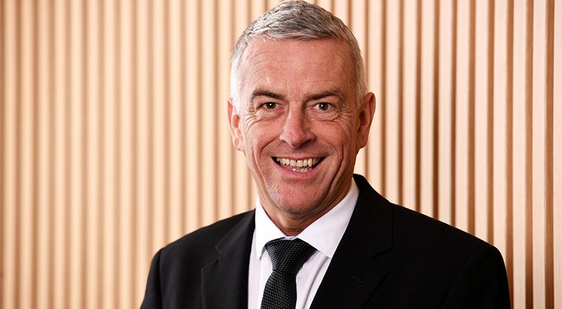 Dr David Bell, Pro Vice Chancellor (International) at Teesside University