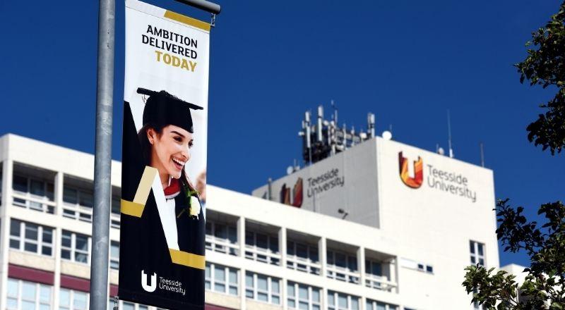 Link to Teesside University celebrates Investors in People (IiP) Gold success.