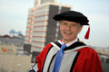BA chief executive and Teesside University Honorary Graduate Keith Williams