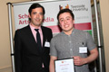 Link to Teesside student journalists scoop top prizes.