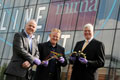 Link to Partnership marked between mima and Teesside University .