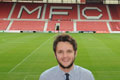 Link to Boro fan lands dream job.
