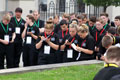 Link to Teesside University hosts crime solving day for Police Cadets.