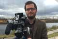 Link to Film-maker is broadcasting his love of Teesside.
