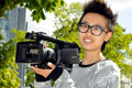 BA (Hons) Television and Film Production student Aijin Lu